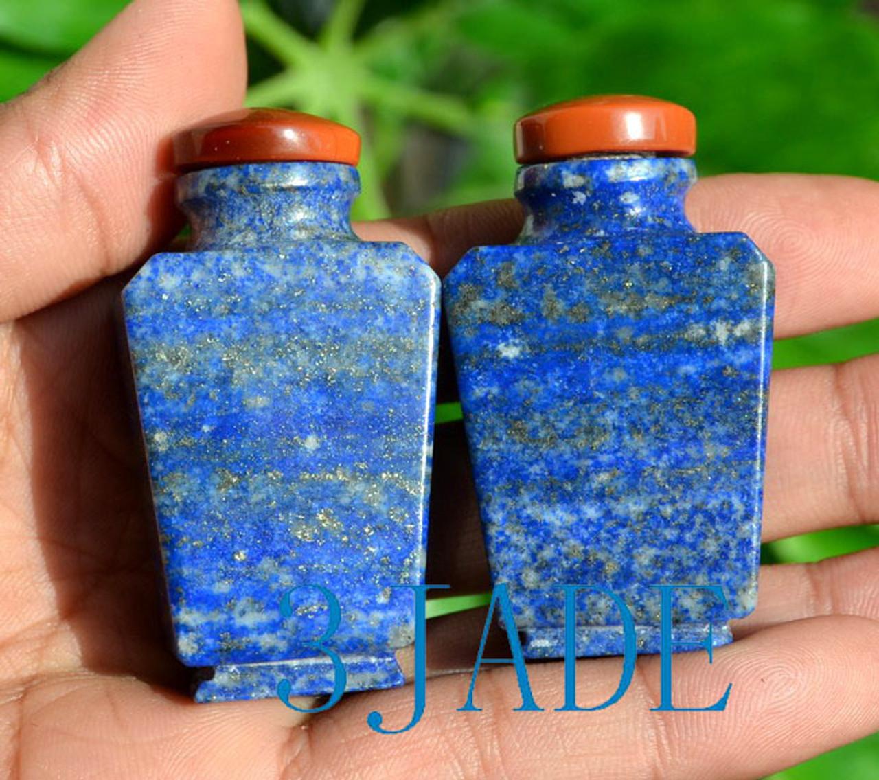 gemstone snuff bottle
