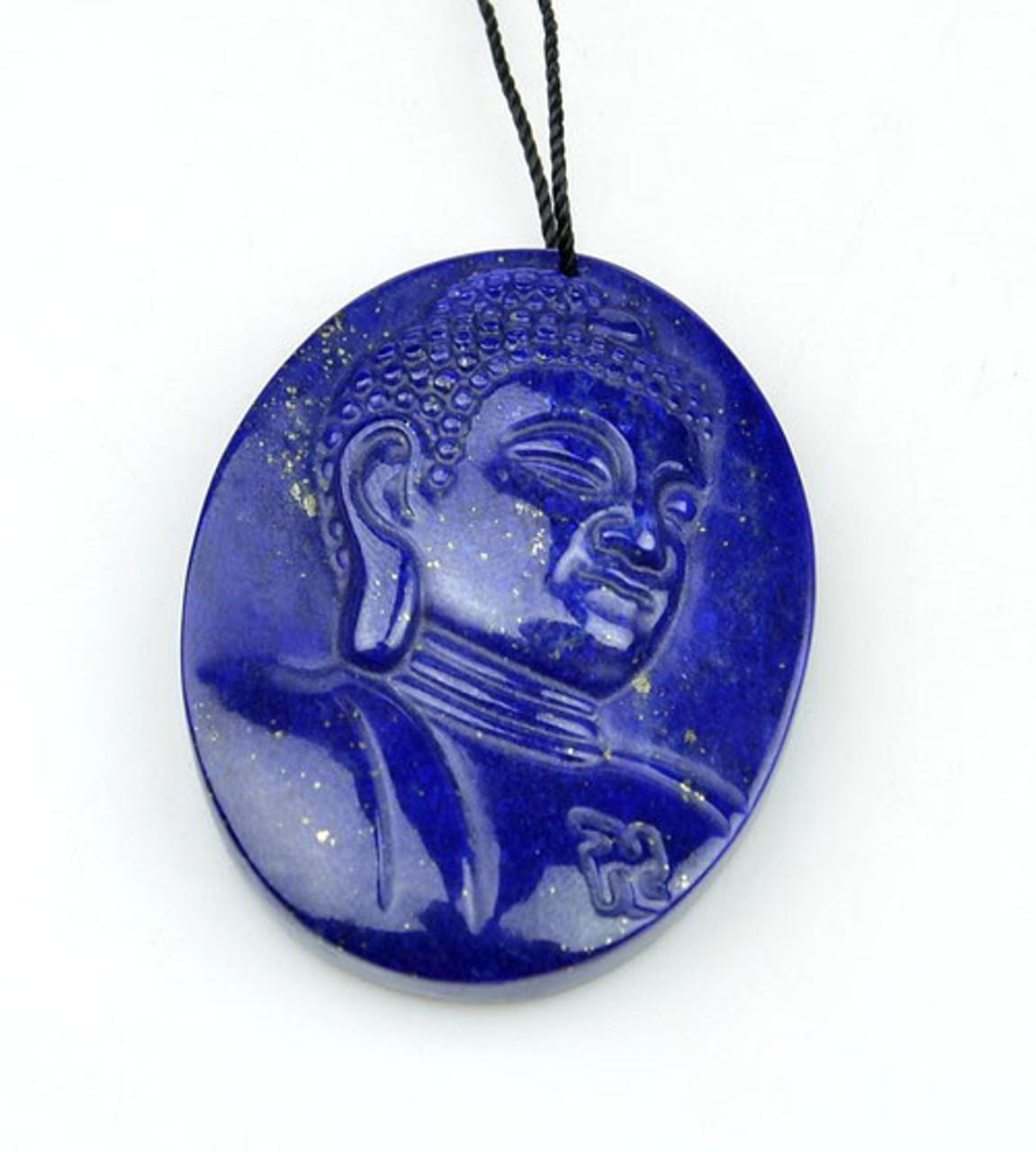 Buddha necklace