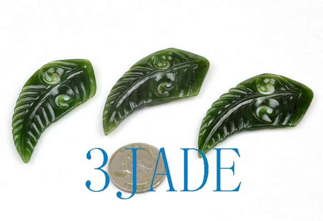 New Zealand jade carving