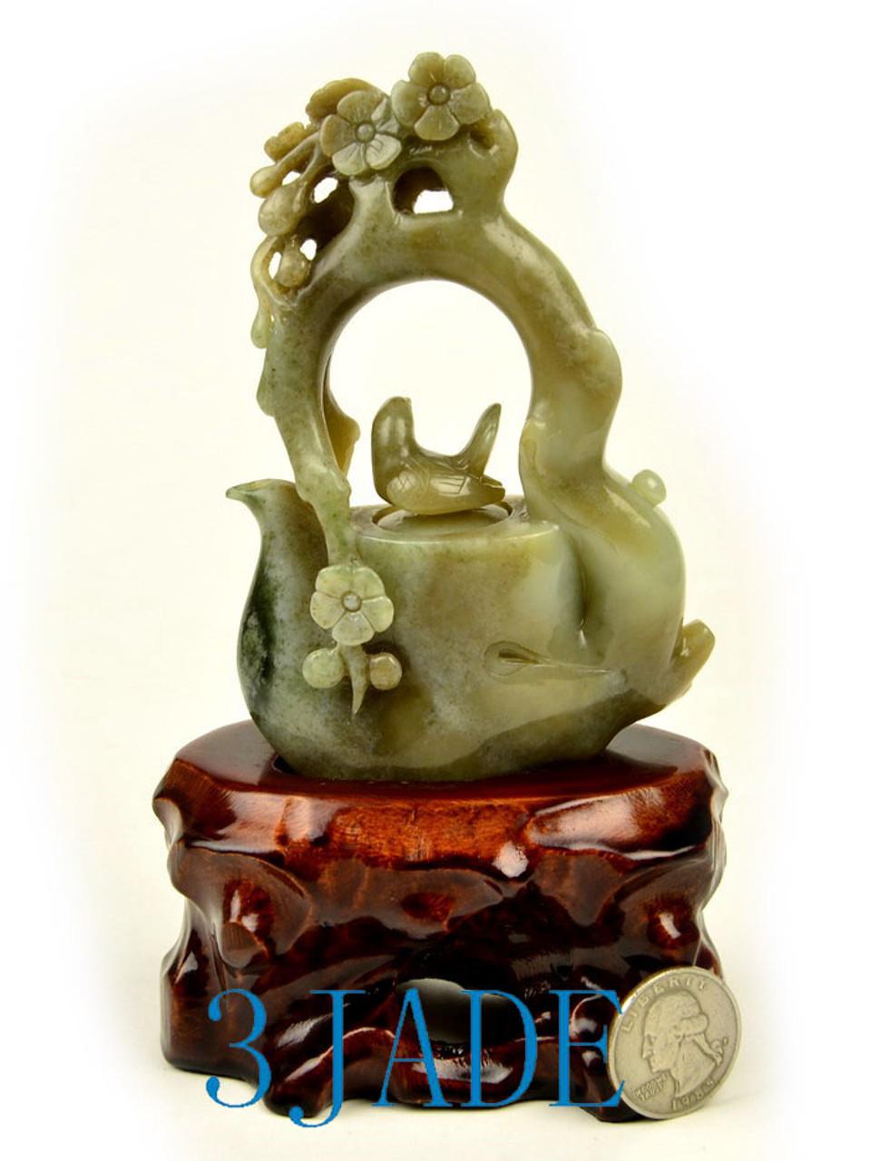 teapot for displaying