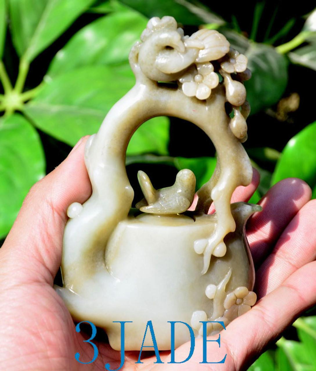 jade teapot