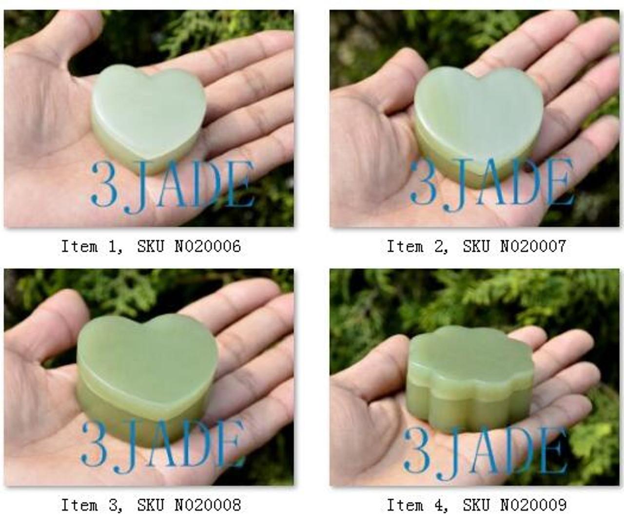 Jade Powder Case