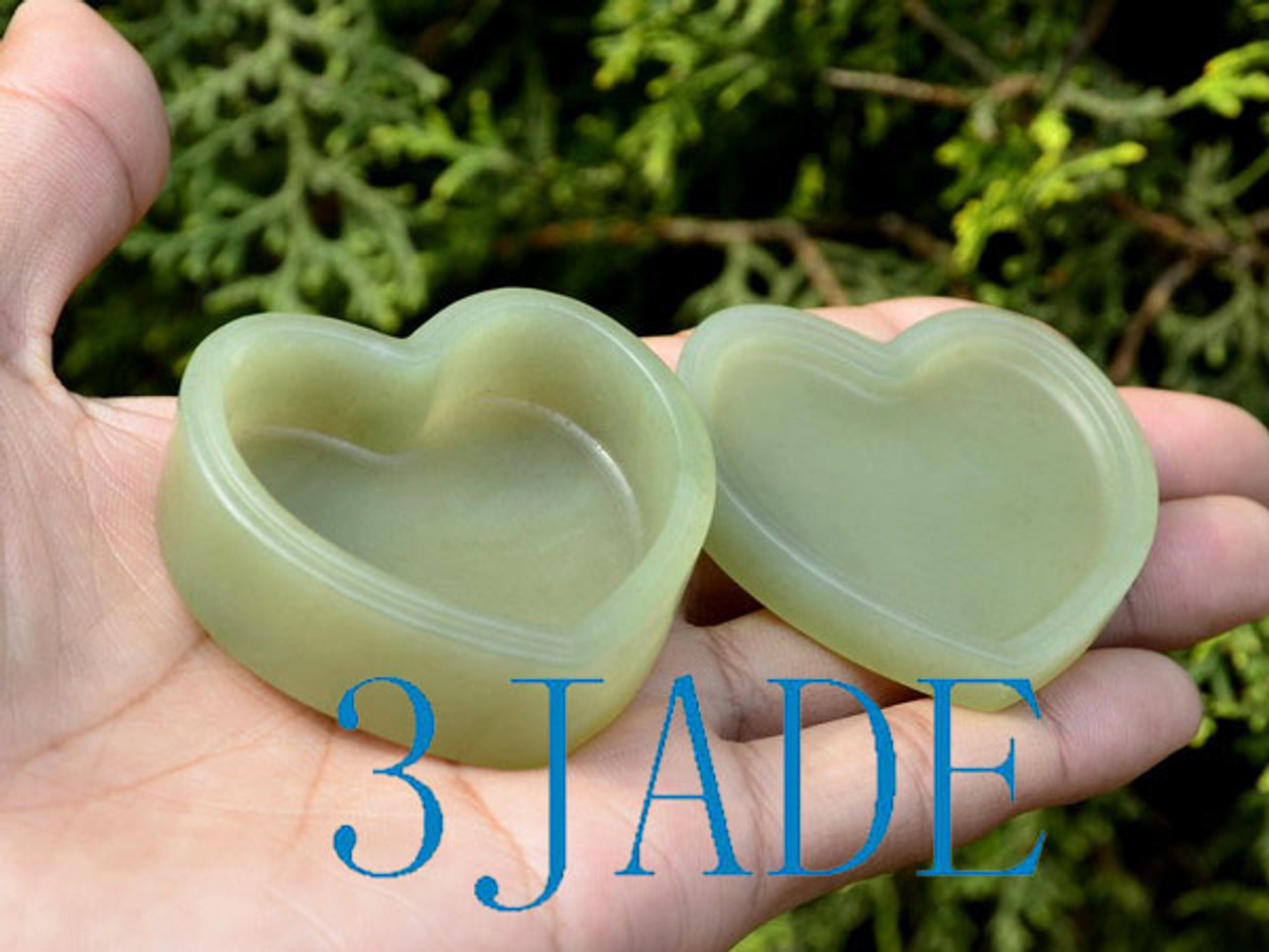 Jade Jewelry Box