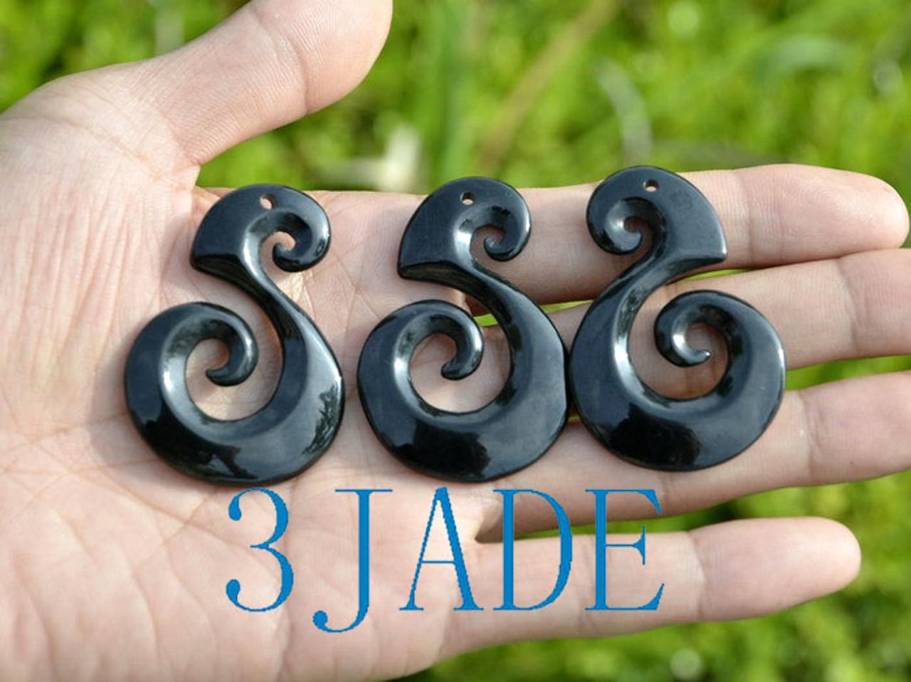 Black Jade Manaia