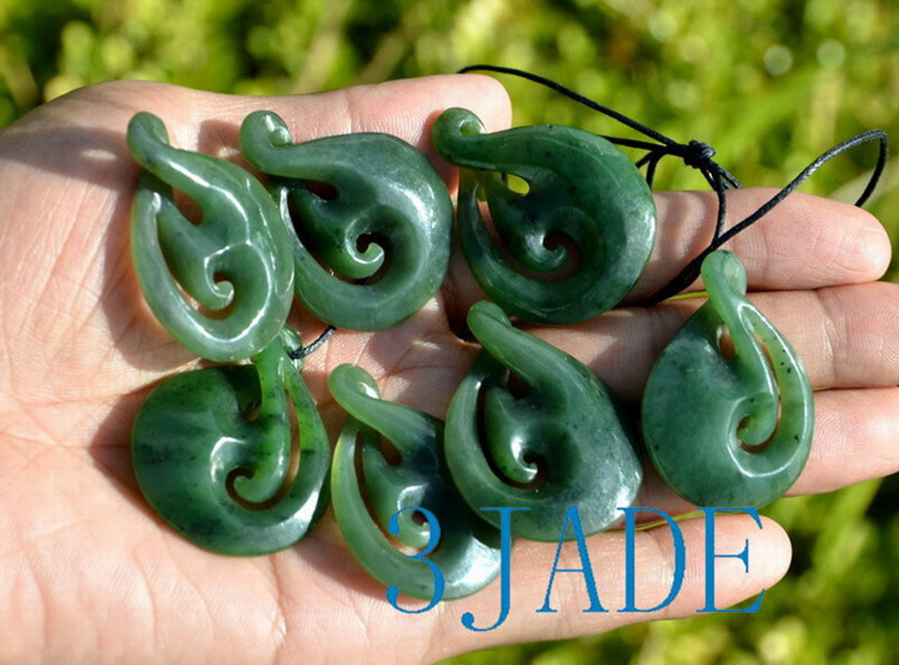 Maori jade twist wholesale