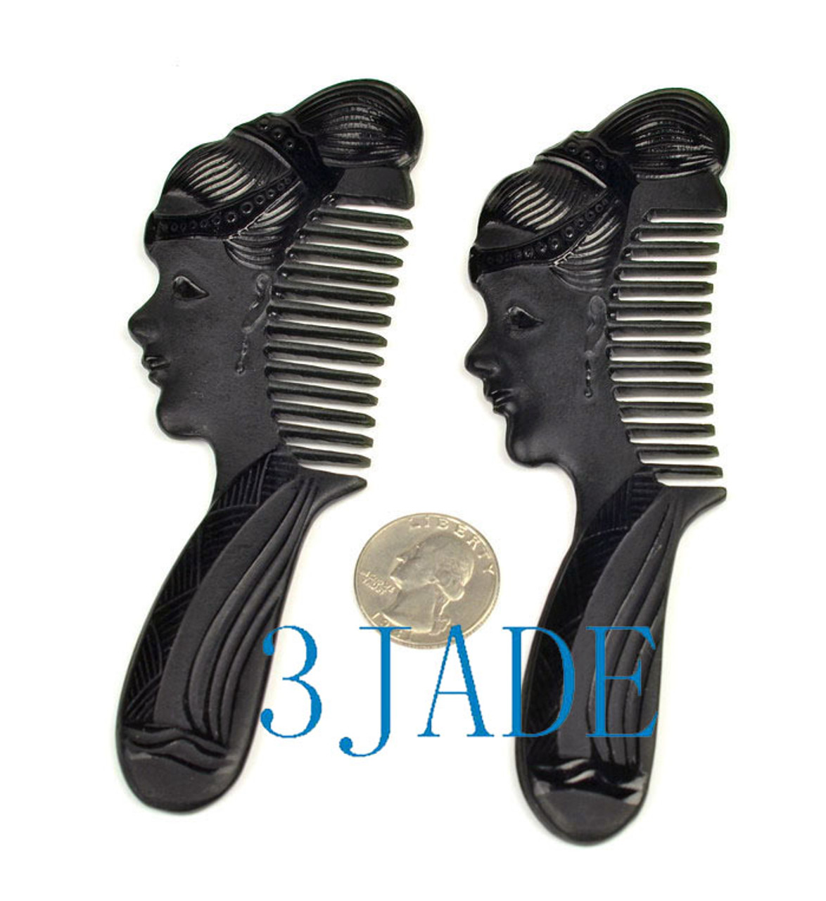 Chinese beauty hair comb
