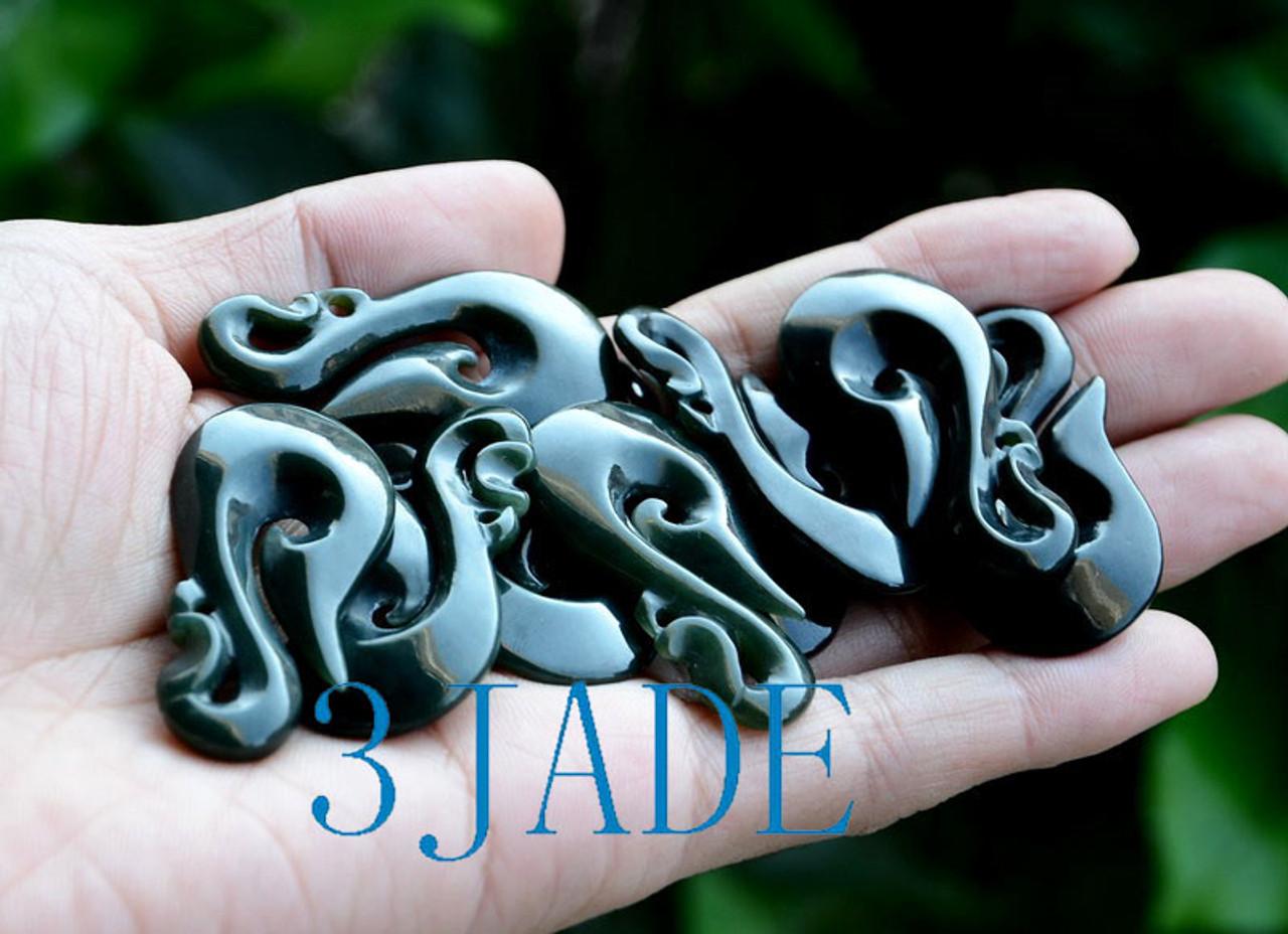 Jade Fish Hook Wholesale