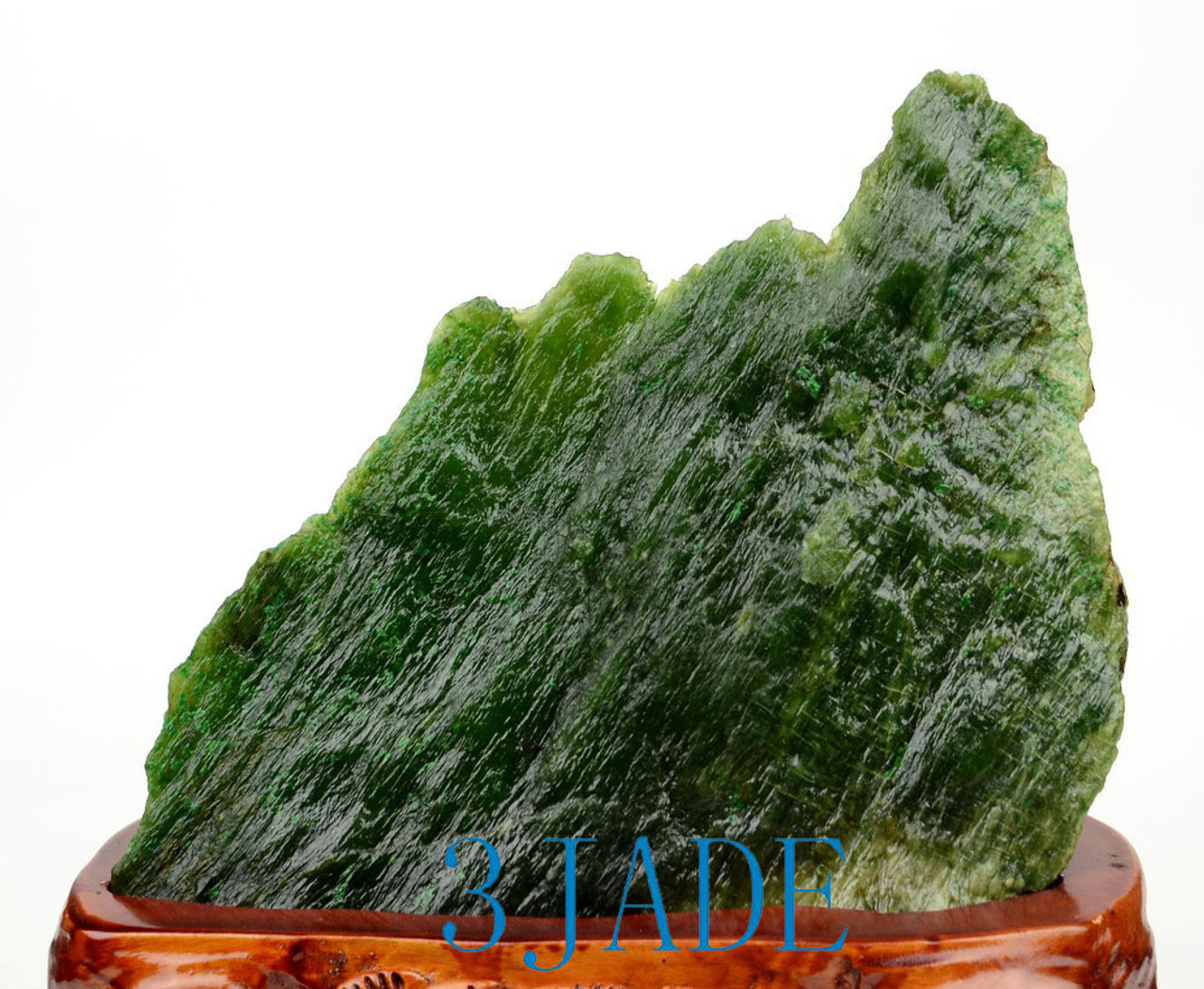 jade art stone