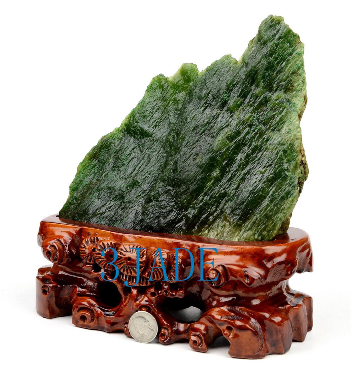 jade viewing stone