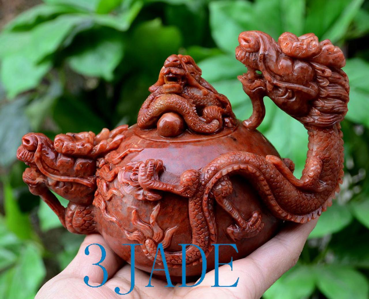 Chinese Dragon Teapot