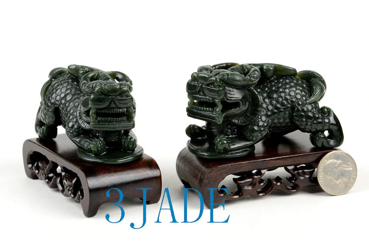 Jade Brave Troops Figure