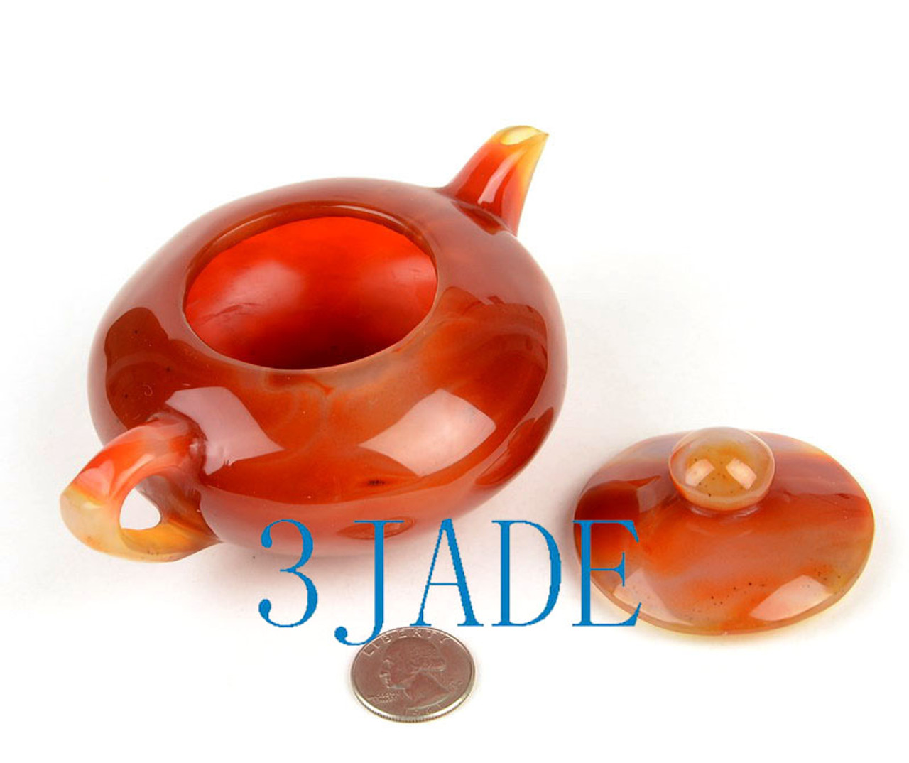 Gemstone Teapot