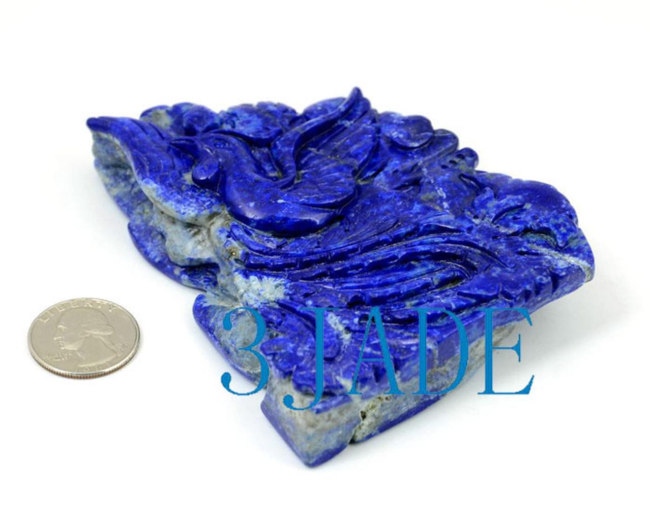 Lapis Lazuli Phoenix