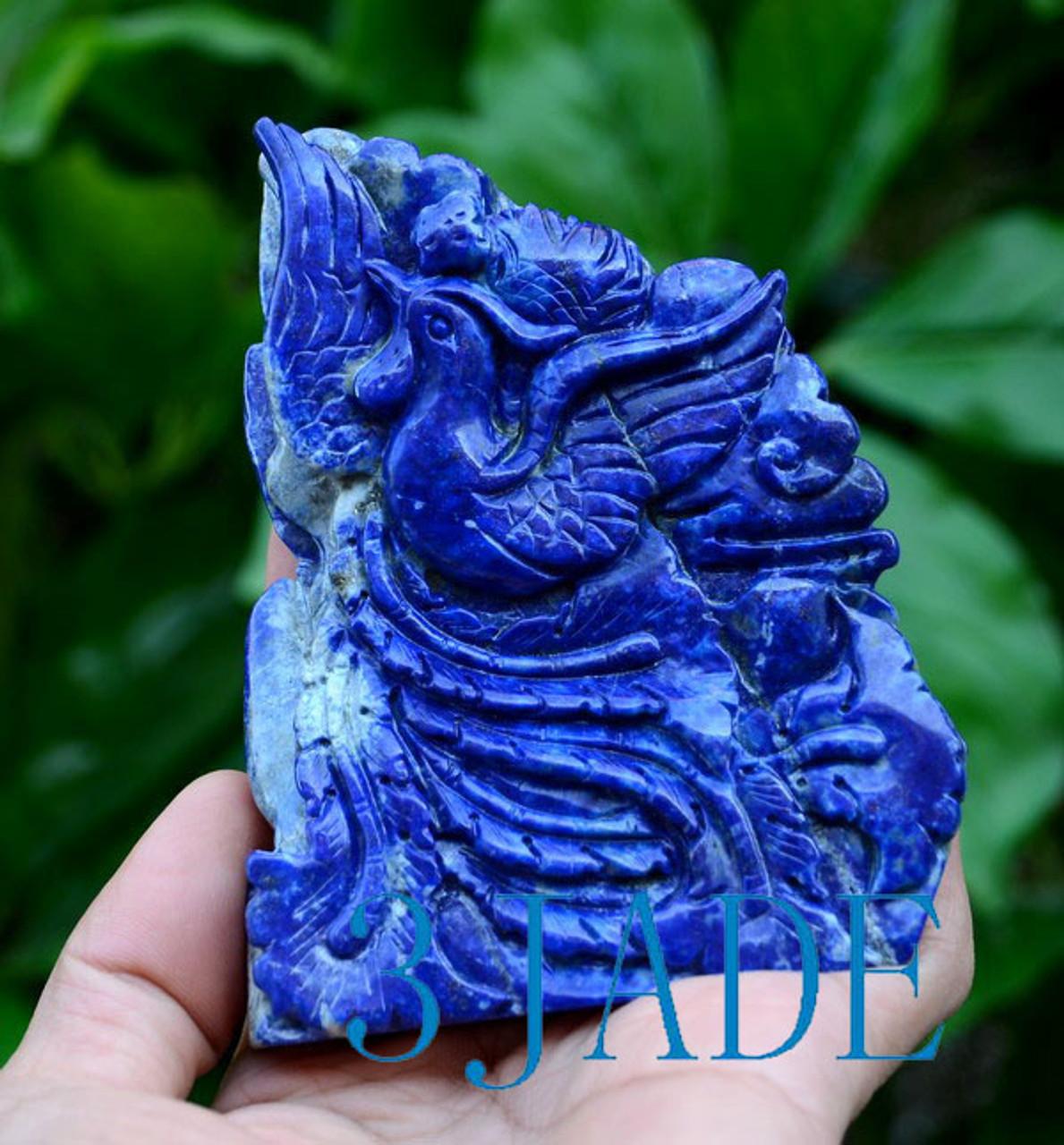 Lapis Lazuli FengHuang