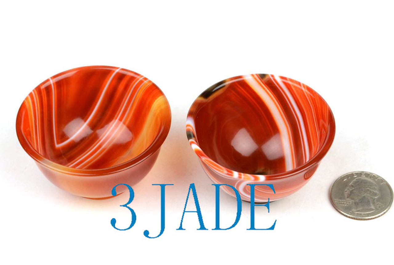Carnelian Shot Glass