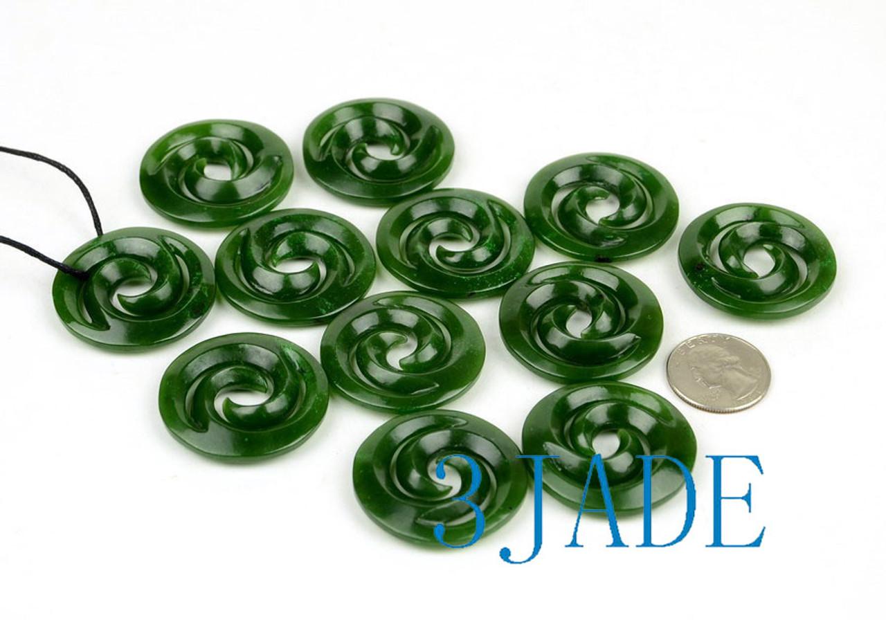 Maori Jade Spiral Wholesale