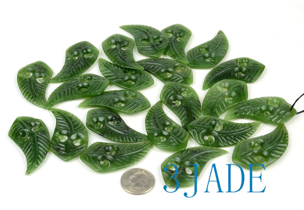 Jade Fern Leaf Wholesale
