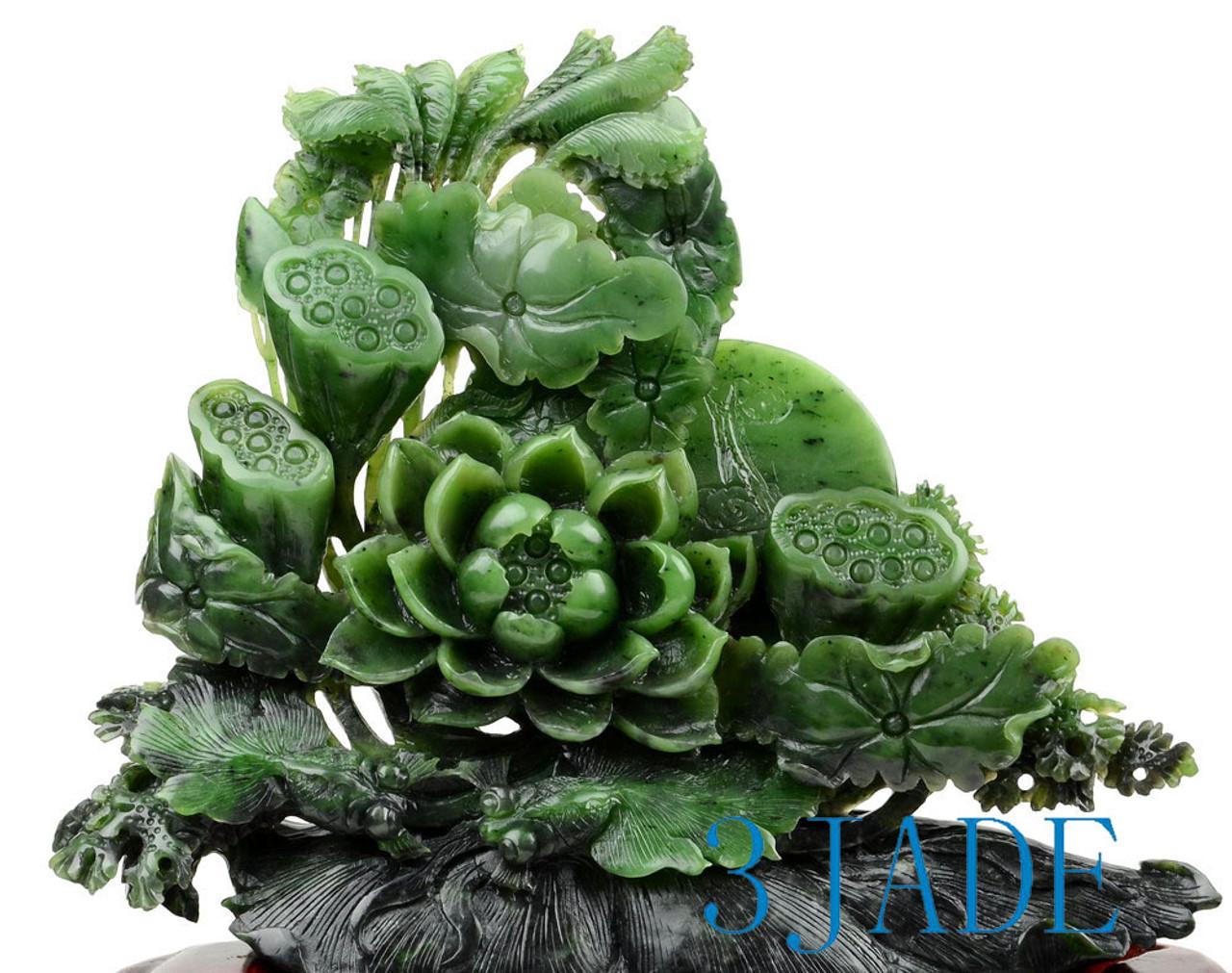 East Asia Jade Sculpture