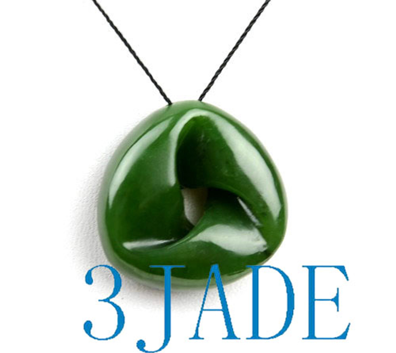 Jade Möbius Strip