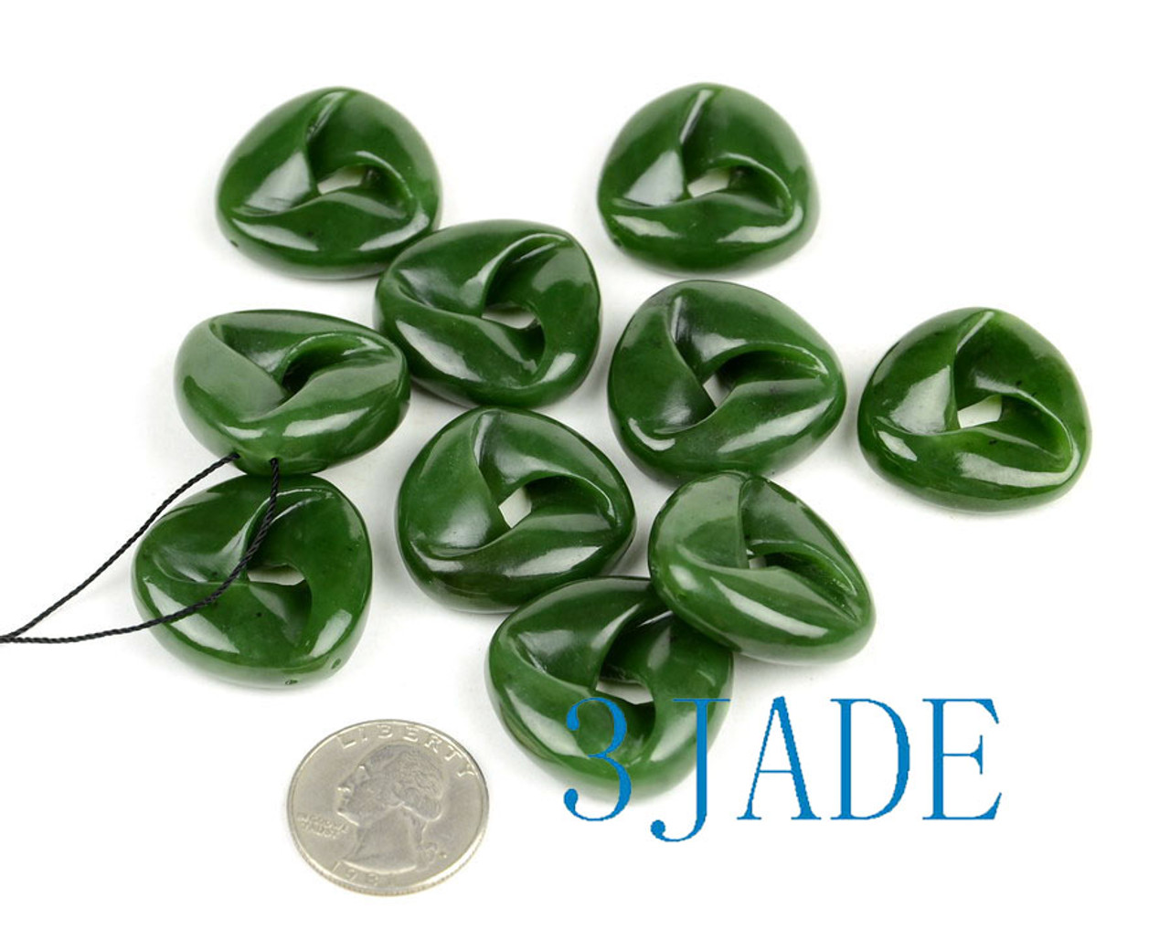 Green Jade  Strip Wholesale