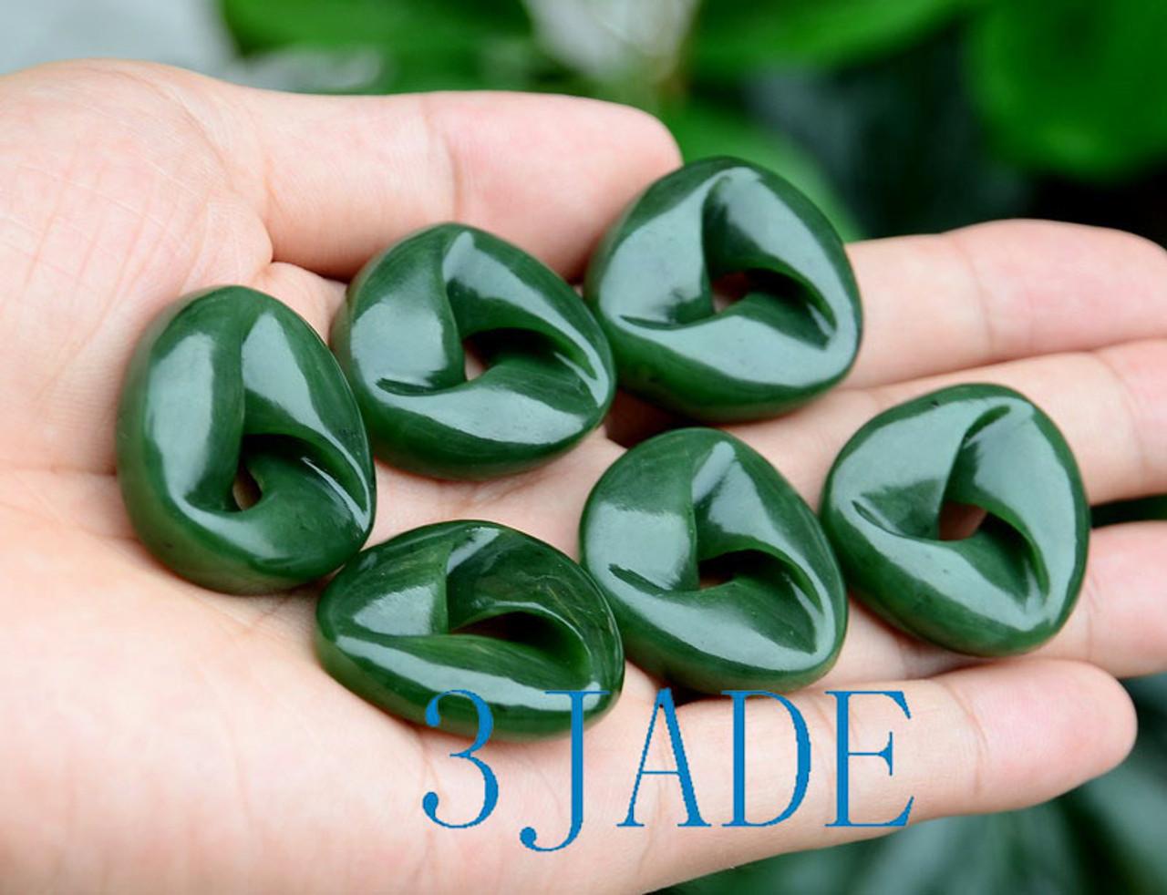 Jade Moebius Stripe