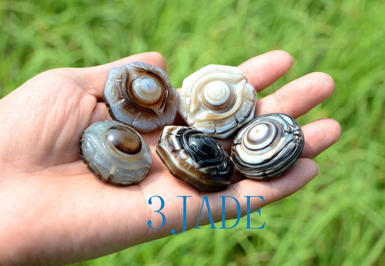 Tibetan Heaven Eye Agate