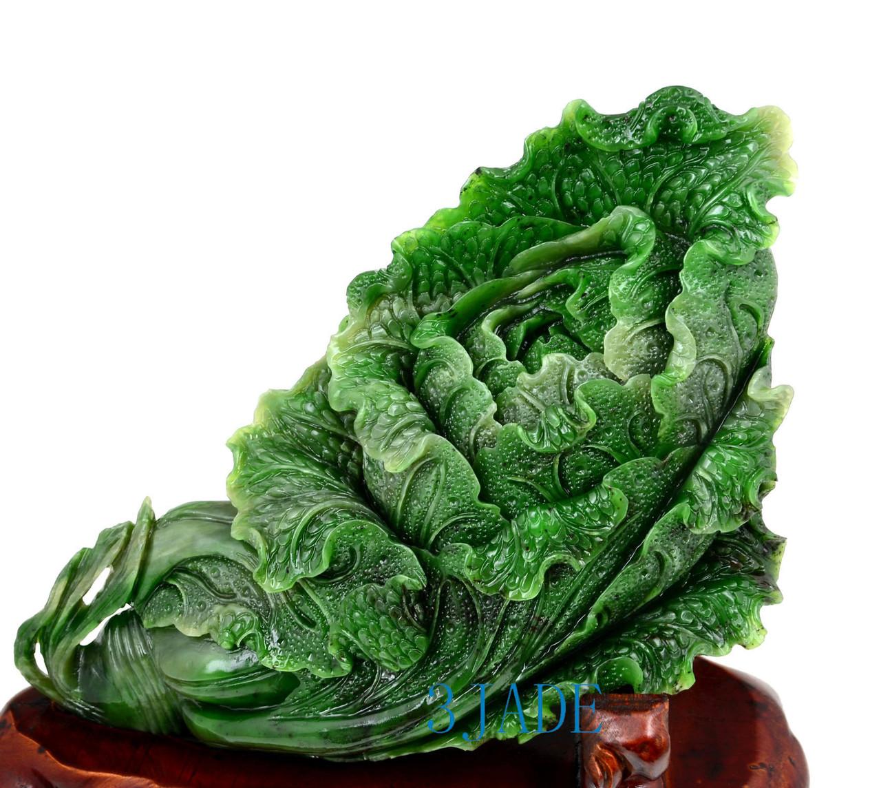 Green Jade Bak Choy