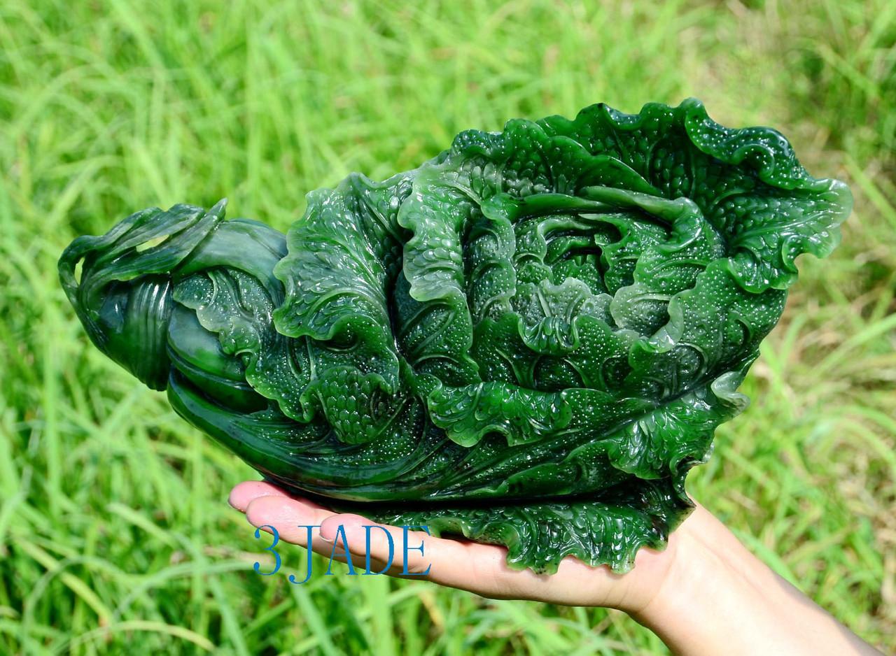 Large Jade Bok Choy