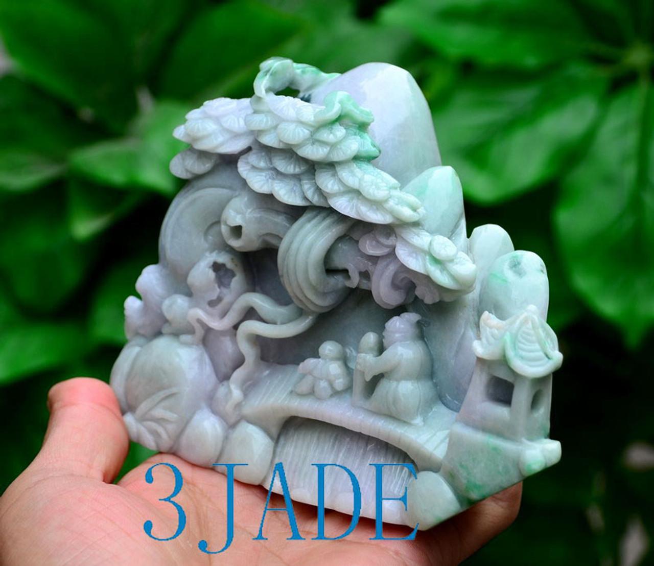 Jade Carving Mountain