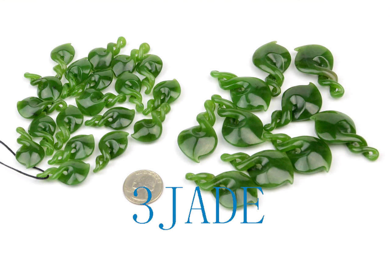Maori Jade Double Twist Wholesale