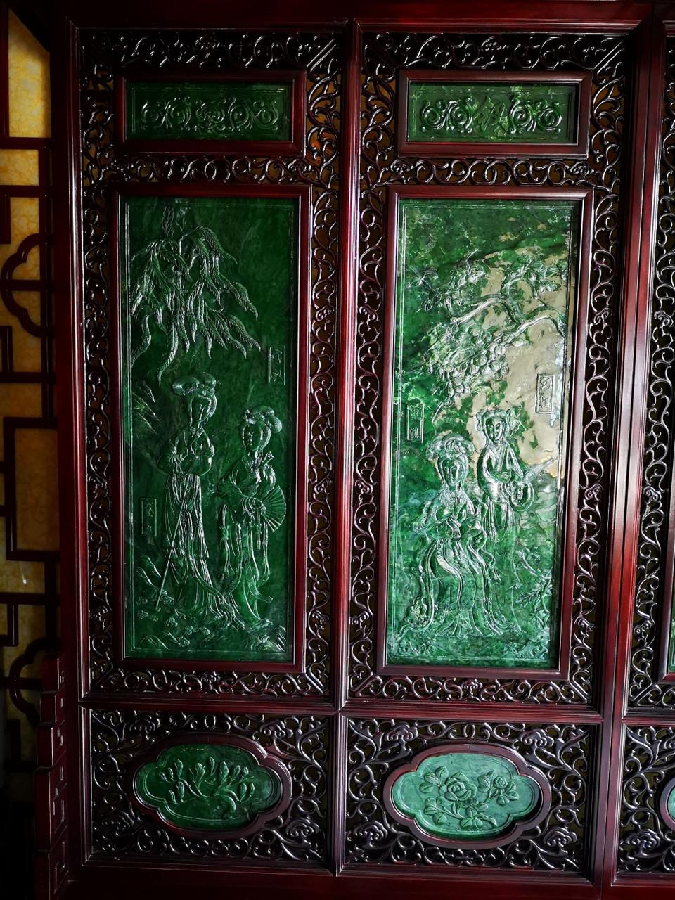 Jade Chinese Beauties