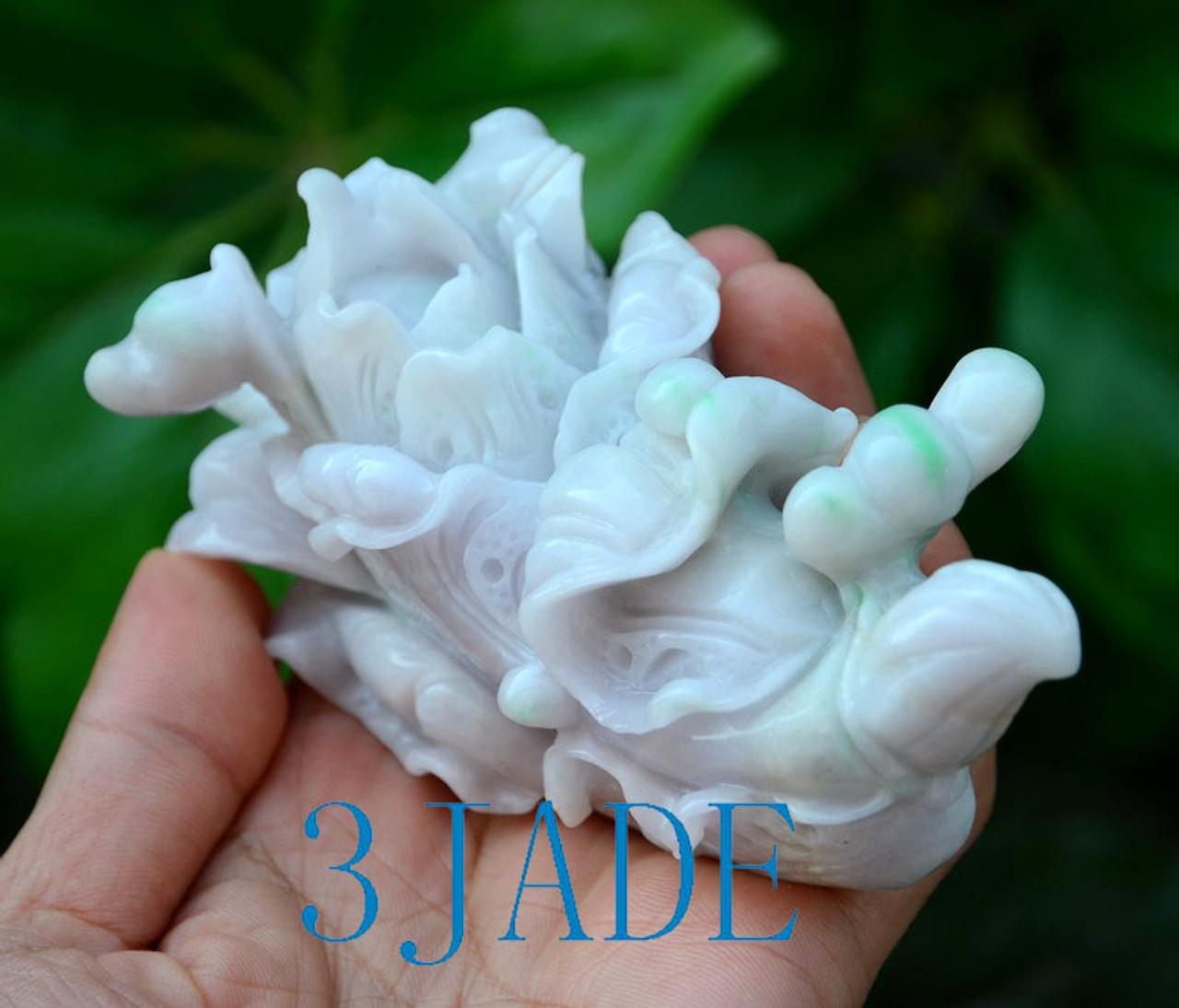 A Grade Jade Baicai