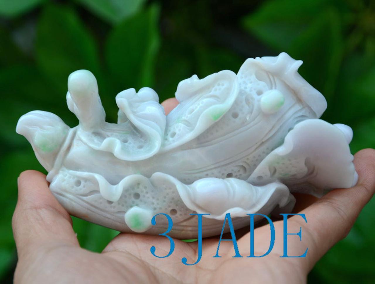 Jade Feng Shui Bok Choy