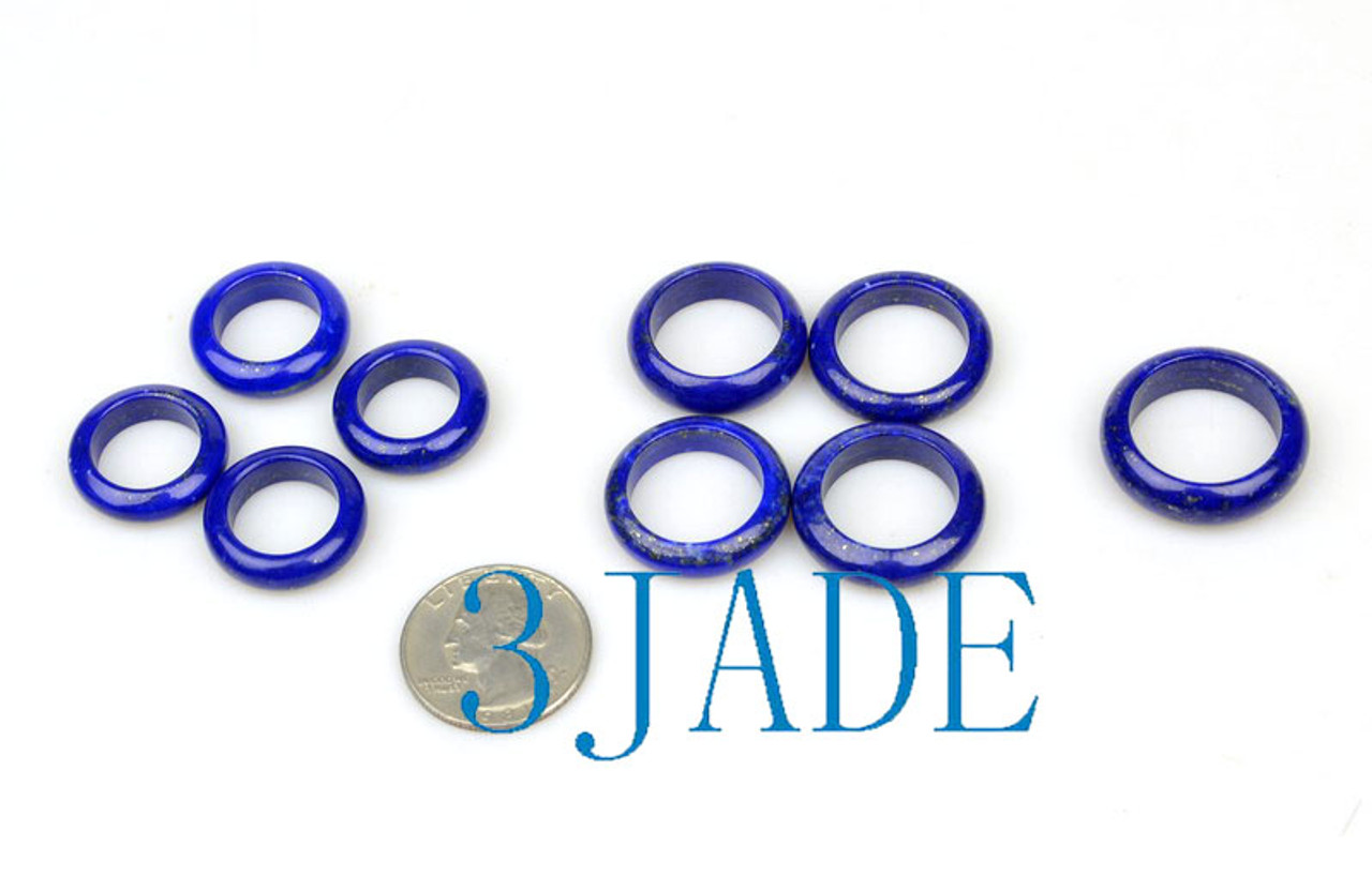 Lapis Lazuli Ring size 3, size 7, & size 8