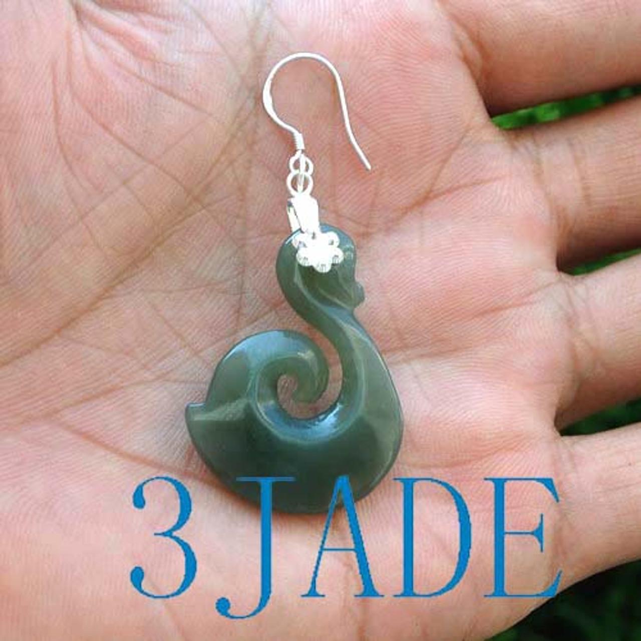 natural Hetian jade