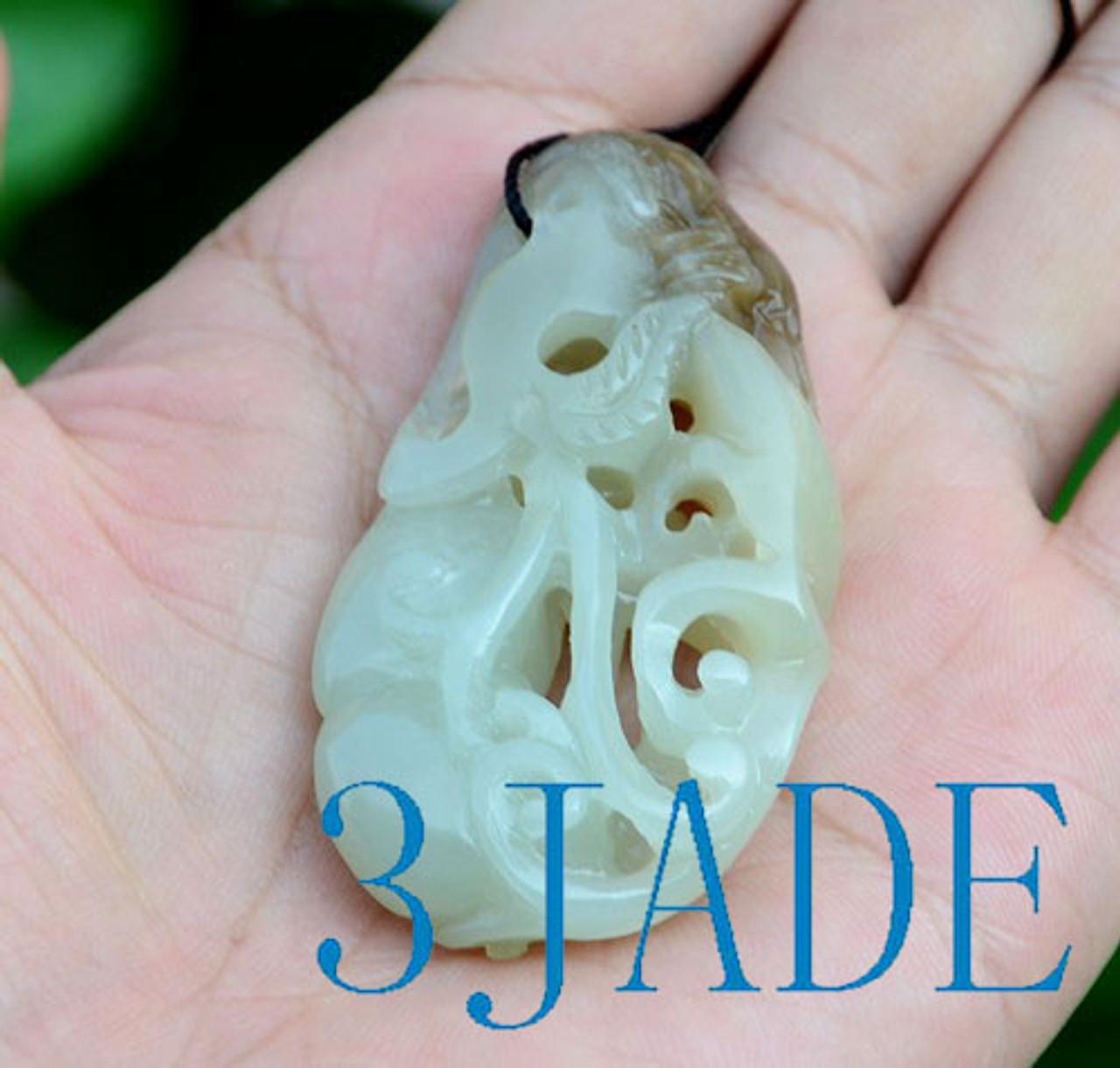 Hotan jade carving