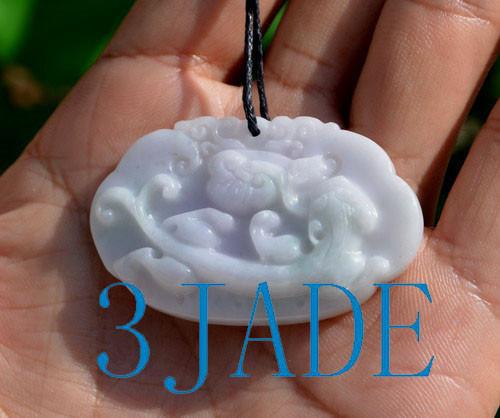 jade Chinese lock