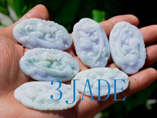 A grade jade pendant