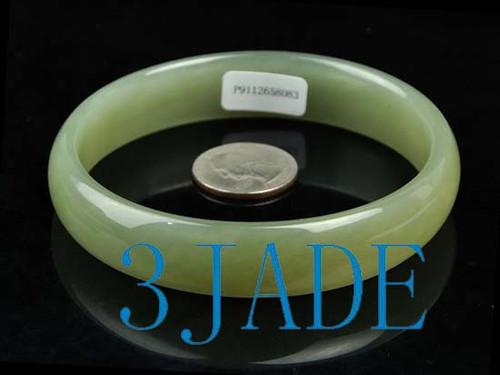 large size jade bangle