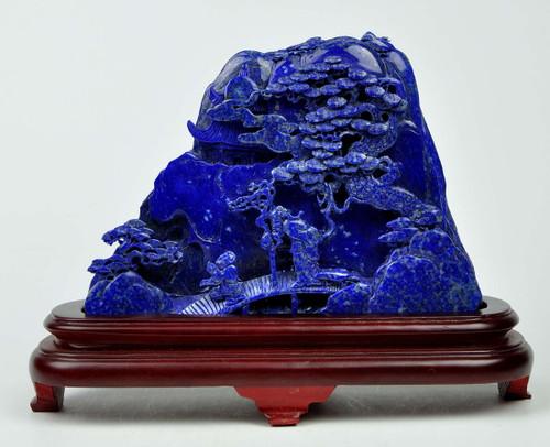 Lapis Lazuli Chinese Art