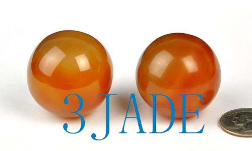 carnelian red agate ball sphere