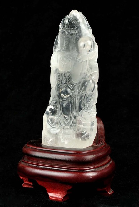 Kwan Yin Sculpture