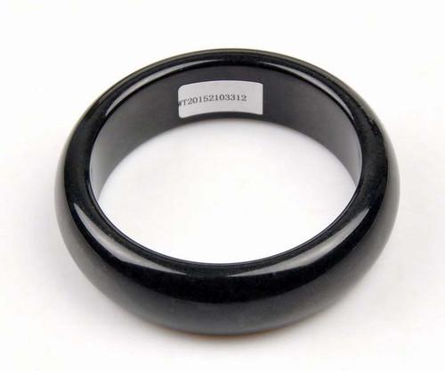 58mm black bangle