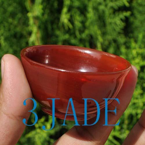carnelian cup