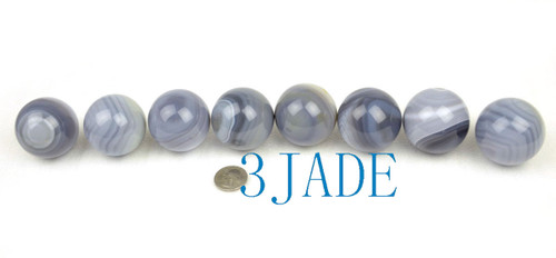 Natural Agate Ball