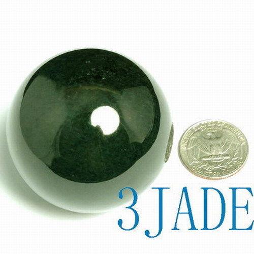 45mm Nephrite Jade Ball / Sphere