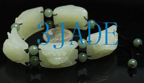 Nephrite Jade Bracelet