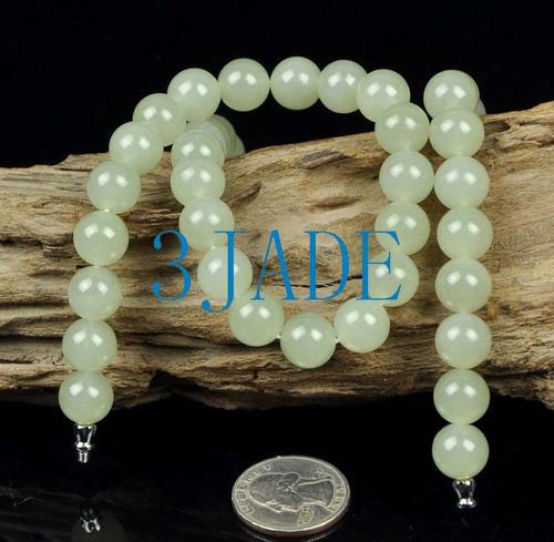 """20"""" Hetian Jade Necklace"""