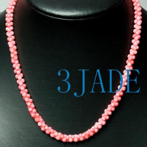 Genuine Pink Necklace