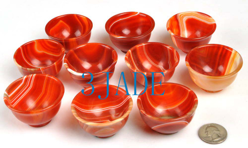 red agate bowl